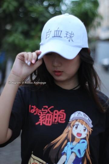 Snapback Hakkekkyu - Hataraku Saibou series image