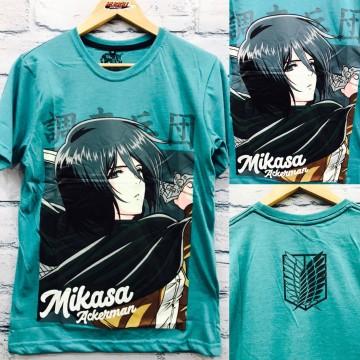 Kaos Mikasa Ackerman image