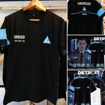 Kaos Detroit Become Human
