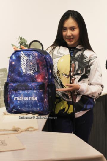 Bagpack SNK Galaxy
