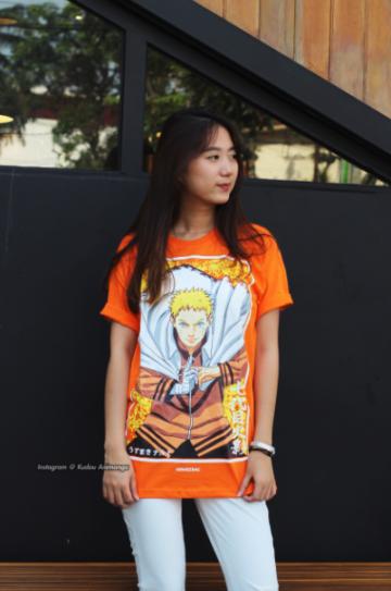 Kaos Naruto Nanadaime