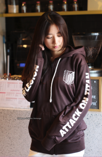 Jaket Scouting Legion Brown