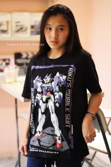 Kaos Gundam OO Diver