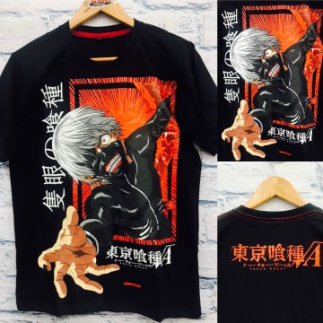 Kaos Kaneki Battle Black