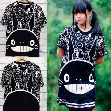 Kaos Totoro Fullprint