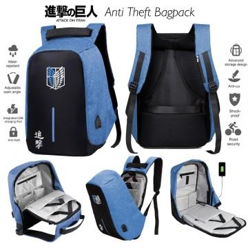 SNK Anti Theft Bagpack