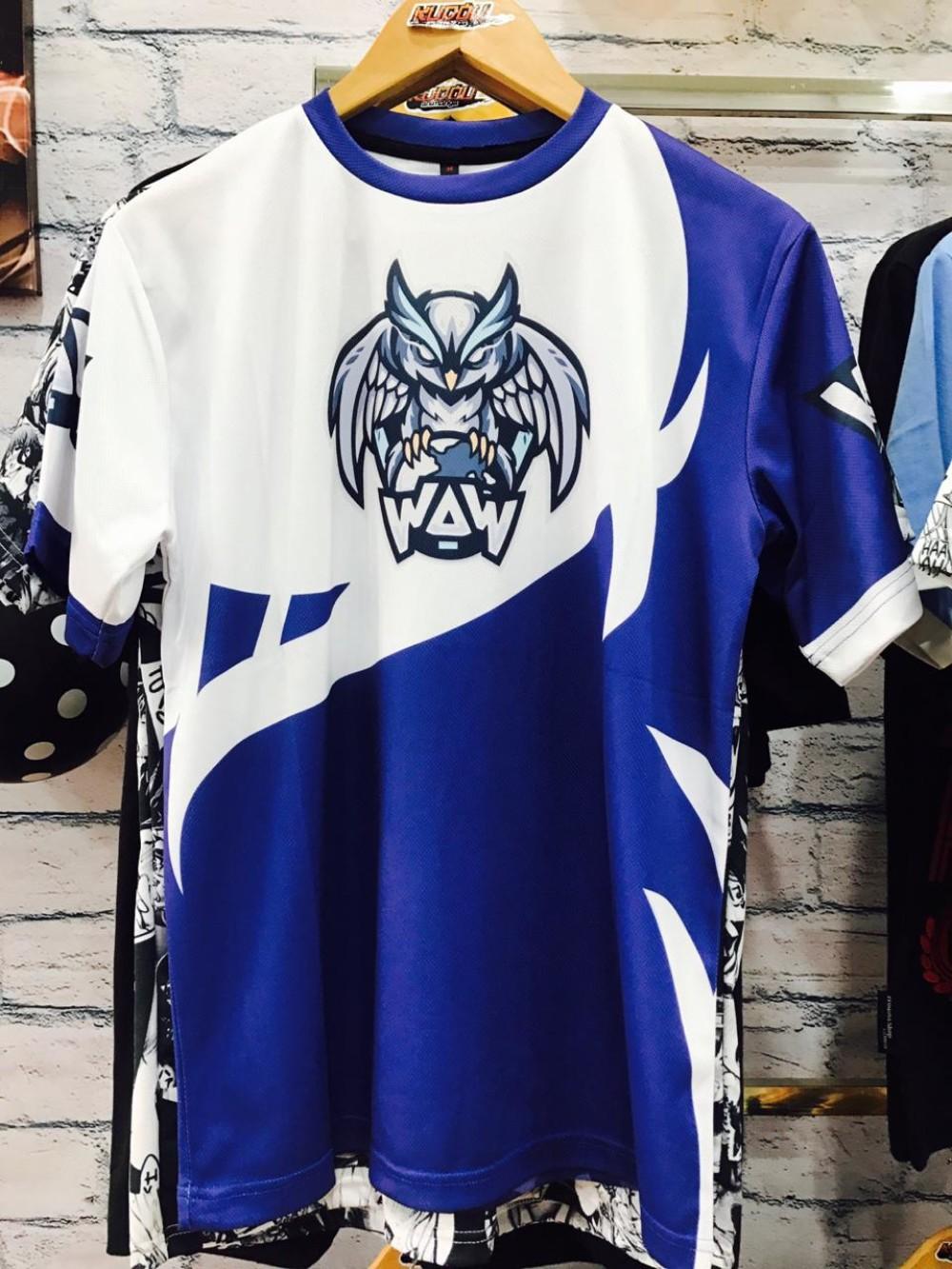 Desain Baju Esport Pubg