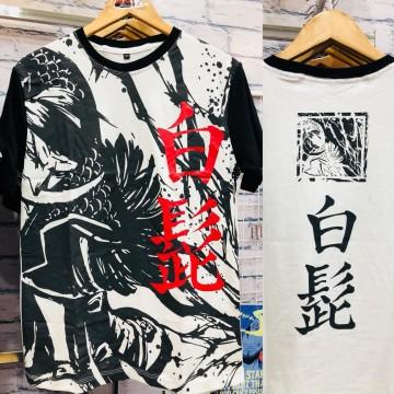 Kaos Shirohige Fullprint