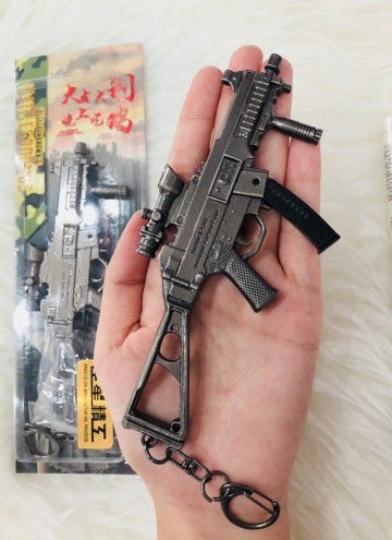 GANTUNGAN KUNCI PUBG SMG UMP9