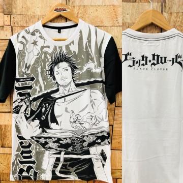 Kaos Yami Fullprint Black Clover