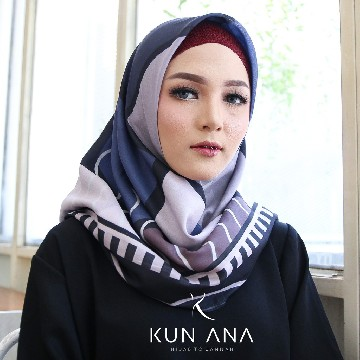 KERUDUNG VOAL LUNIA 02 BY KUN ANA