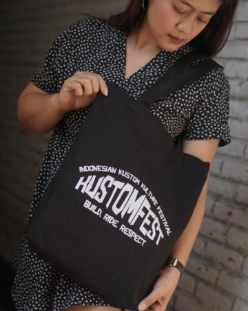 TOTEBAG KUSTOMFEST OFFICIAL