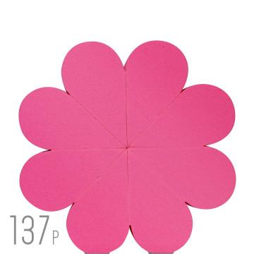 FLOWER SPONGE - PINK image