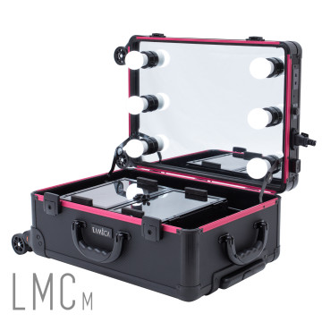 Professional Lighted Makeup Case - Medium image