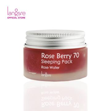 Langsre Rose Berry 70 Sleeping Pack
