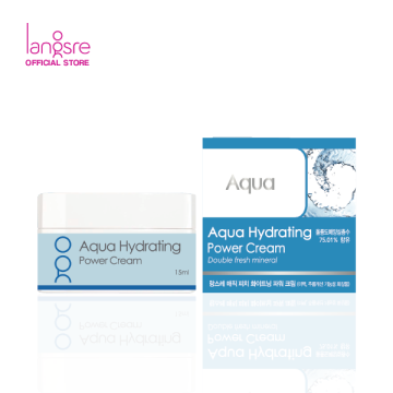 Langsre Aqua Hydrating Power Cream - Mini Size