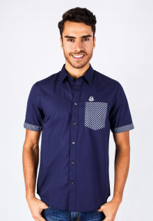 Slim Fit - Casual Active - Blue