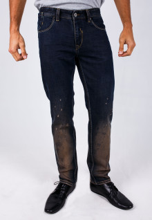 Slim Fit - Jeans - Blue Navy