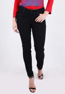 Long Pants - Black - Straight