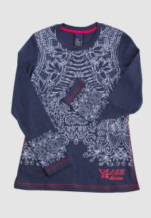 Regular Fit - Ladies T-Shirt - Blue Navy