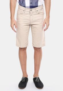 Celana Katun - Cream Cerah - Tampilan Casual - Model Klasik