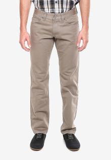 Celana Katun - Khakis - Tampilan Casual - Model Klasik
