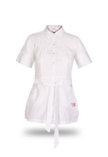 Regular Fit - Ladies Shirt - White - Fashion