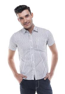 Regular Fit - Formal Shirt - White - Salur