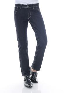 Slim Fit - Jeans Panjang - Premium Jeans - Biru Navy