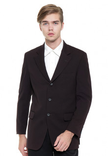 Regular Fit - Formal Suits - Dark Brown