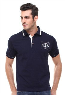 Slim Fit - Kaos Polo - Model Basik - Hitam