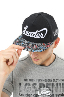 Topi Fashion - Model Snapback - Batik - JCA.131.285.333.C - Hitam