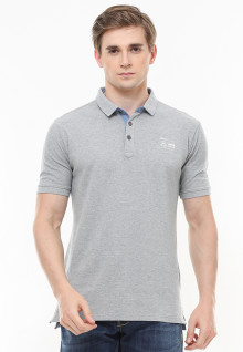 Slim Fit - Polo Casual Active - Polos - Abu