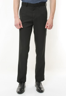 Slim Fit - Celana Formal - Black F.852.010.110.C