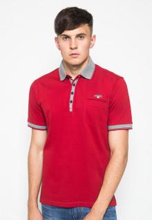 Kaos Casual - Logo lgs - Merah