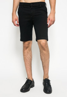 Bermuda - Model Basic - Hitam