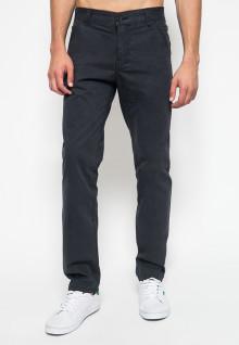 Celana Casual - Model Basic - Polos - Hitam