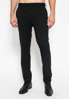 Celana Formal - Hitam