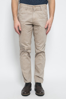 Regular Chinos - Double Back Pocket - Khakis