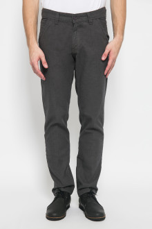 Regular Chinos - Double Back Pocket - Abu