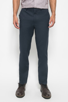 Slim Fit - Formal Pants - Polyester 932 - Navy