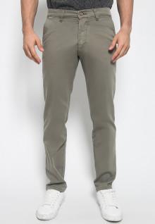 Celana Casual - Chinos - Abu
