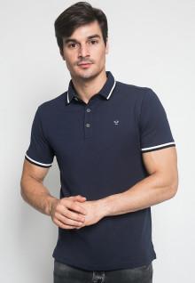 Kaos Polo  - Jeans - LGS - Navy