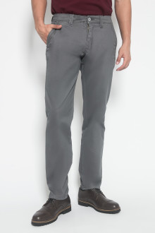 CELANA CHINOS - CELANA CASUAL -DOUBLE POCKET - ABU TUA