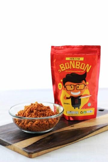Si Bonbon Abon Non MSG Ikan Tuna / Lele / Cakalang / Ebi / Ayam image