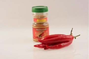 Cabai / Cabe Merah Bubuk Halus Alsultan / Hot Red Chilli Powder / Bumbu Dapur image