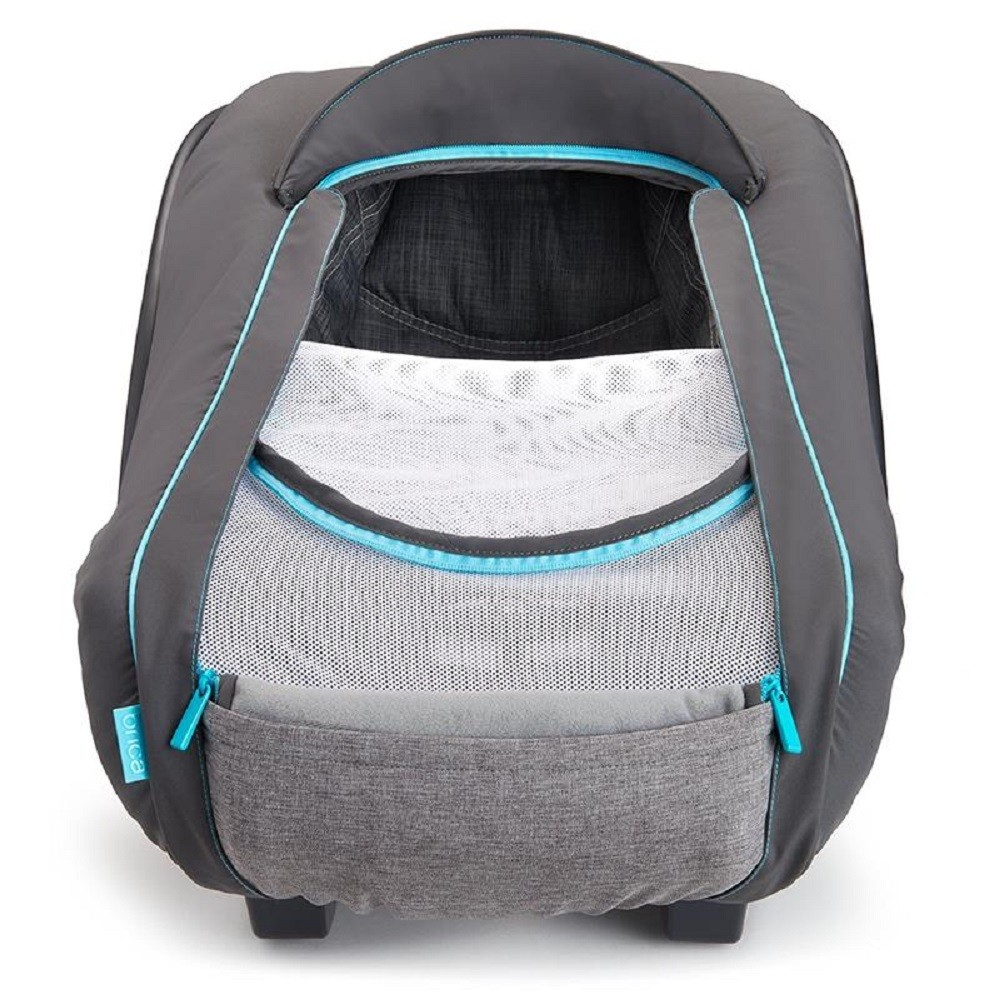 Admirable Munchkin Brica Smartcover Infant Car Seat Cover Alphanode Cool Chair Designs And Ideas Alphanodeonline