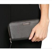 Mango touch saffiano wallet