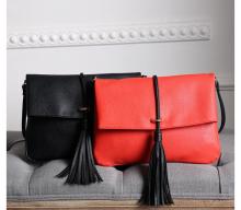 H&M fold tassel sling bag
