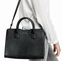 Mango touch office bag